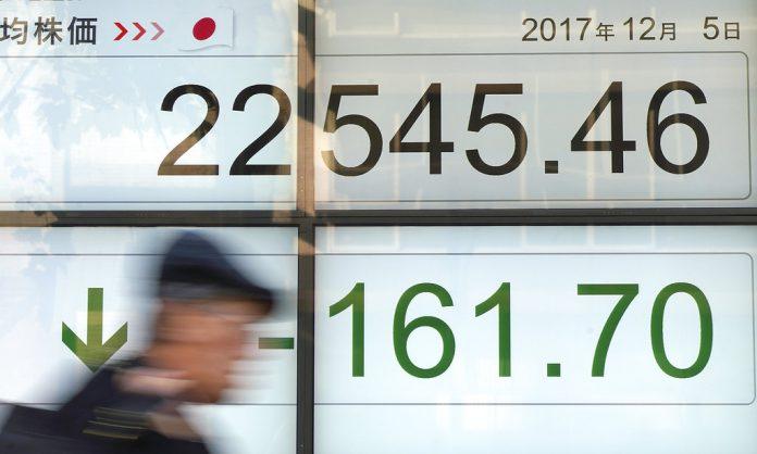 ASIAN STOCKS MIXED AHEAD OF NEXT ROUND OF US-CHINA TALKS