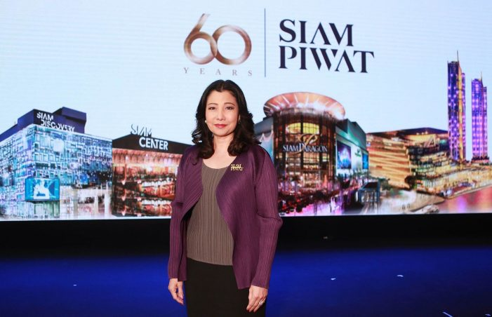 Siam Piwat Announces Commitment to Be Leader in Creative Economy