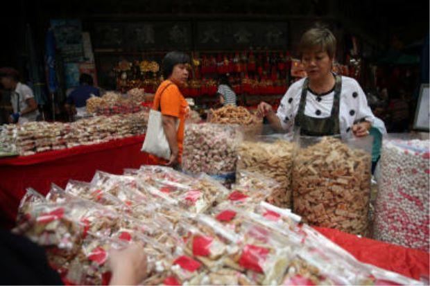 bangkok food vendor