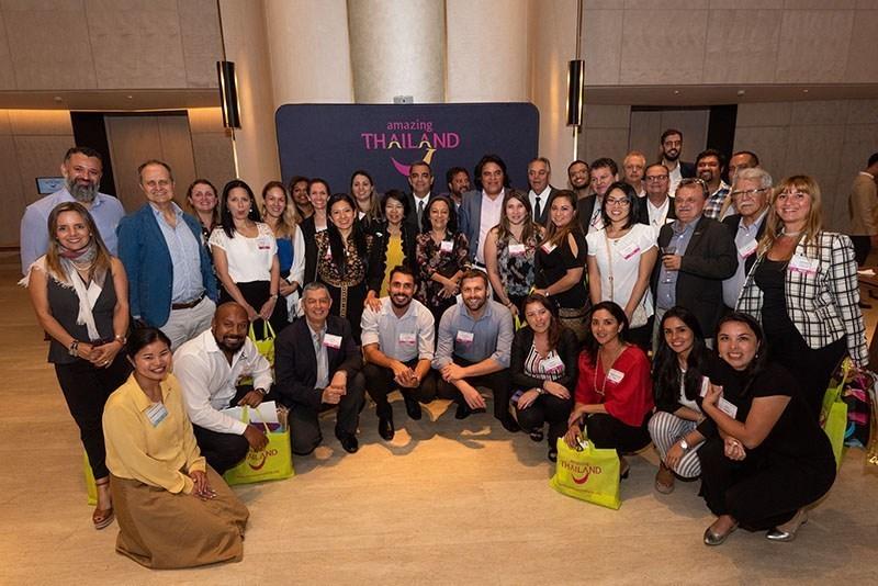 First Latin America fam trip trade meet in Thailand - Thailand Work