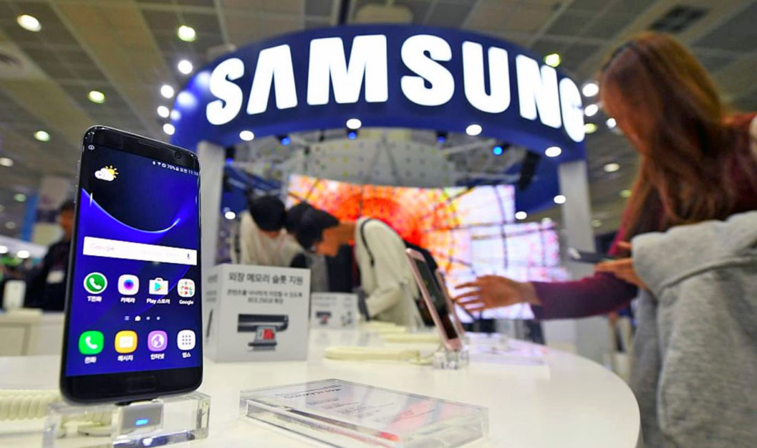 Samsung Electronics flags 56% fall in third quarter profits