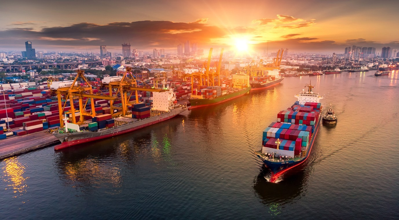 Thai exports down 4.5% in October