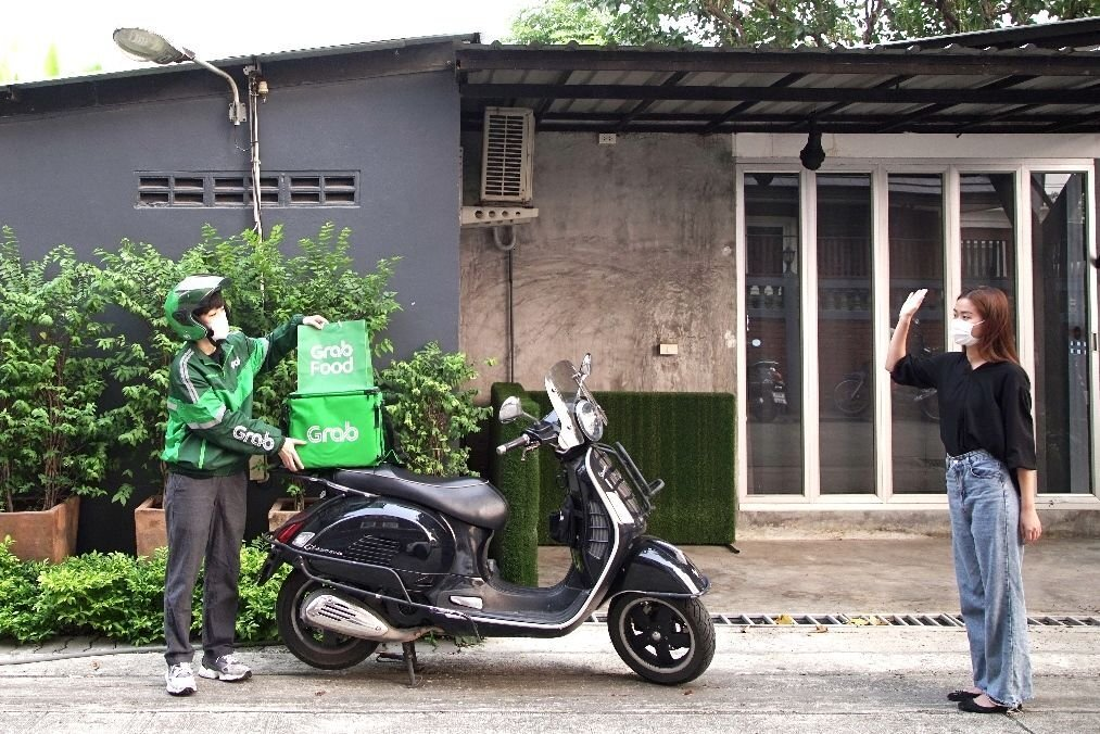 Thailand's food delivery services are booming