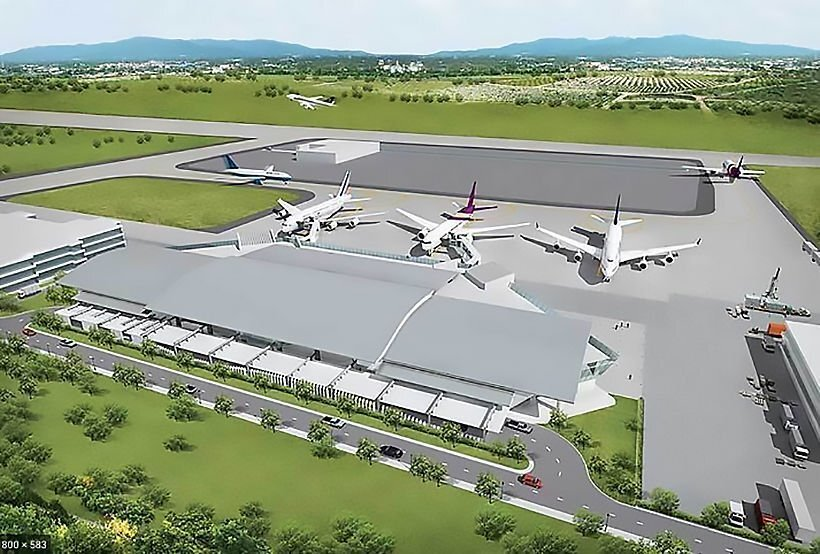 U-Tapao airport maintenance facility going ahead despite obstacles