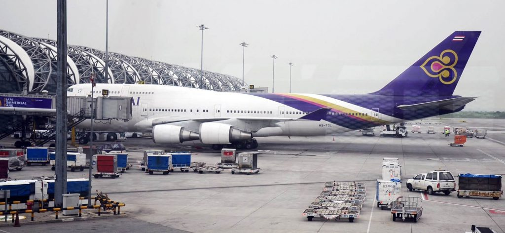 Thai Airways files for bankruptcy protection