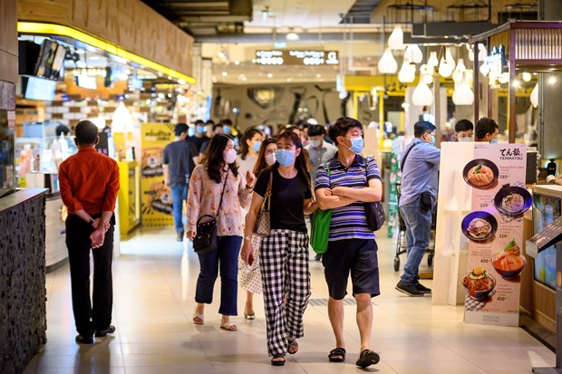Thai economy shrinks at fastest pace in eight years