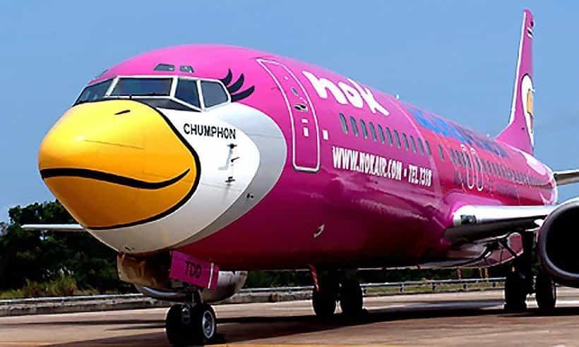 Nok Air will survive despite bankruptcy: CEO