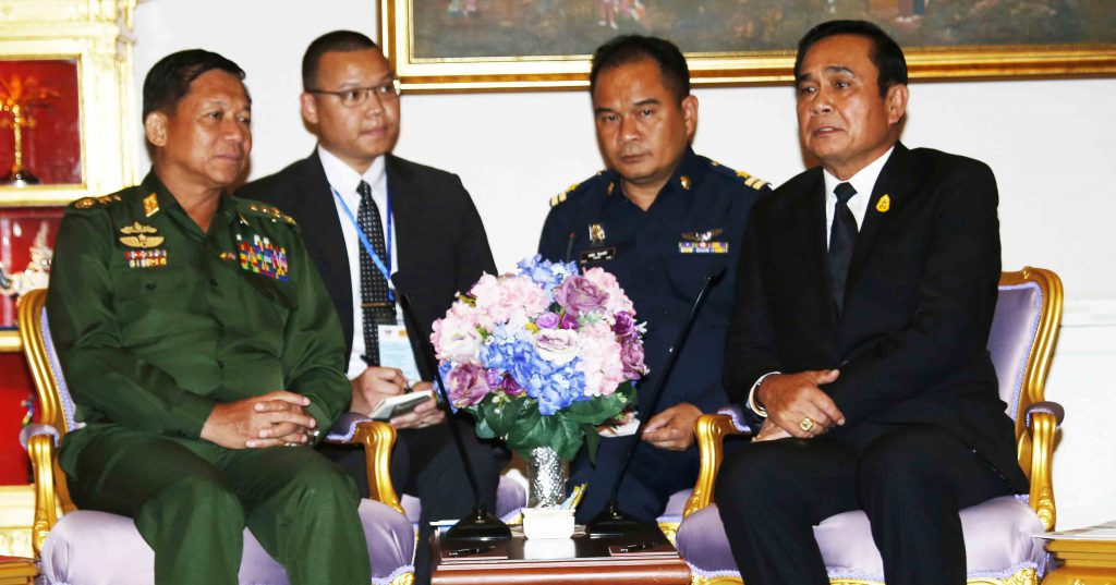 """Myanmar coup to have """"minimal"""" impact on Thai economy, government says"""